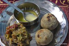 From Shivi's Kitchen: Litti Chokha Recipe