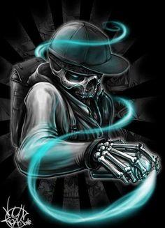Skeleton tagger