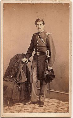 Young Company Grade Officer by Piedmont Fossil, via Flickr