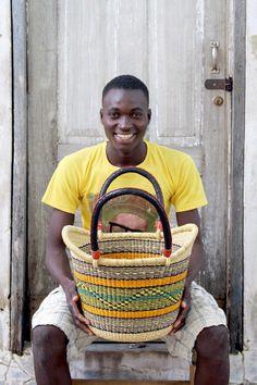 Nyariga Basket (Medium) by Abingya Abugre