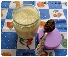 Silbando Aromas: Yogur de mango y clavo