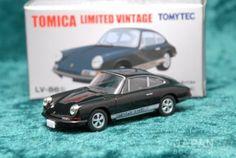 TOMICA-LIMITED-VINTAGE-LV-86c-1-64-PORSCHE-911S-1968-Black