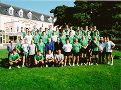 Still a few familiar faces on this Irish Rugby Team!