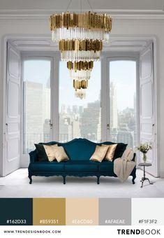 Trend Color Palette   Trend Color Schemes   Design Inspiration   Interiors
