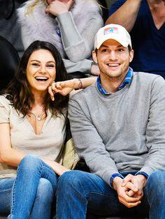 Mila Kunis and Ashton Kutcher tied the knot!