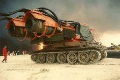 #Tank #JetEngine