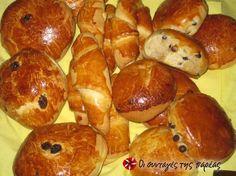Bread Oven, Raisin Bread, Recipe Images, Bread Rolls, Pretzel Bites, Baked Potato, Bread Recipes, Favorite Recipes, Sweets
