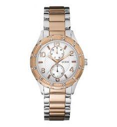 3cc1dcd7949 Relógio Guess feminino W0442L4 Relógios Guess