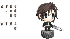 Squall Leonhart. ...whatever.