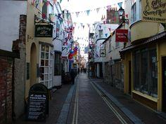 Weymouth streets