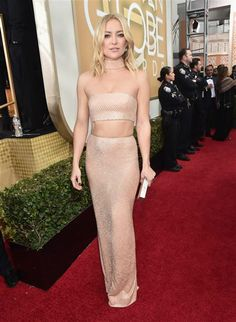2016 Golden Globe Awards fashion - Fashion hits and misses at the 2016 Golden Globe Awards
