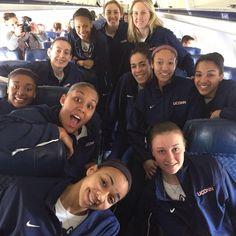 14-15 Uconn Women's Basketball team!!