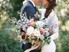 Oh that bouquet!!