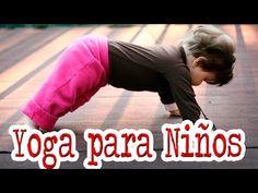 Yoga Niños - Para jugar y estudiar mejor - YouTube Chico Yoga, Yoga For Kids, Reiki, Sport, Activities For Kids, Preschool, Mindfulness, Gym, Youtube