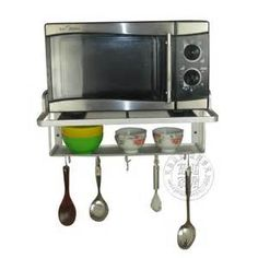 Stove Microwave Shelf Bing Images