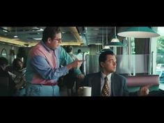The Wolf of Wall Street (2014) Official Trailer 2 #film
