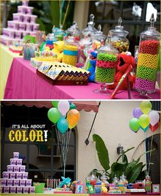 Art Toddler birthday party ideas parties