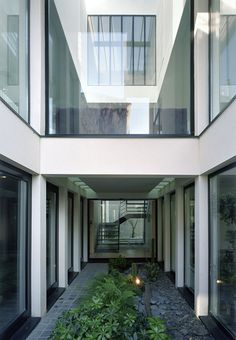 Découvrez ABF House, un projet Barthelemy - Ifrah Architecture, sur Arch & Home