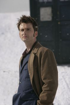 """Doctor Who 4x03 - Planet of the Ood """"Real snow, it's about time"""""""