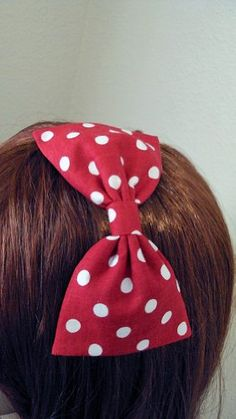 Buy New: $6.95: Beauty: Raging Retro 40s & 50s Rockabilly Hair Bow Headband