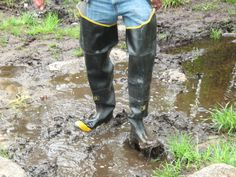 Hip Boots on a Muddy Day, courtesy of Bill B
