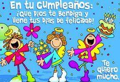 Happy Birthday Pictures, Happy Birthday Sister, Happy Birthday Quotes, Happy Birthday Cakes, Birthday Wishes, Birthday Cards, Birthday Ideas, Kawaii Anime, Smurfs