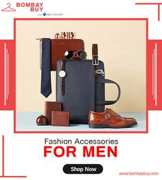Choose Men's Accessories from wide range of options available at our online shopping store. Fashion Brand, Style Fashion, Mens Fashion, Men Accesories, Fashion Accessories, India Fashion, Gentleman Style, Modern Man, Online Shopping Stores