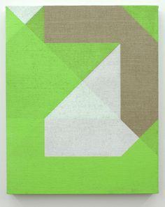 Jonathan Runcio - UNTITLED, 2009 - SPRAY PAINT ON LINEN - 15 x 12 INCHES.jpg