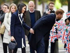 Prince Harry & Meghan Markle arrive at at Millennium Point, a site that provides workspace for educational and STEM-related organisations in Birmingham. | March 8th, 2018
