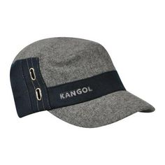 cbad163f438 Kangol Bamboo 507 Hat in Chambray for Women The 507 is a modern and sleek  Kangol