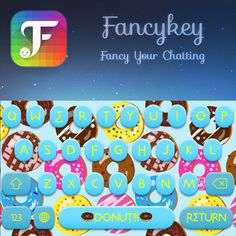Want your keyboard to look like this? Go and download @Fancykey  http://dl7.fancykeyapp.com #Fancykey