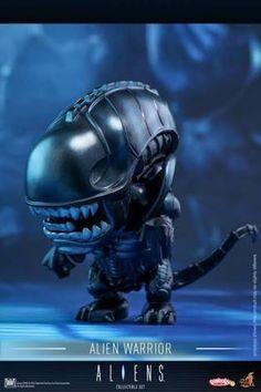 Cosbaby : Aliens - Alien Warrior
