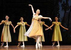 "Yuhui Choe in John Cranko's ""Onegin"" - The Royal Ballet"