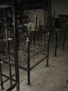 french style wrought iron beds