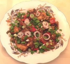 NON DEEP FRIED CHILLI PANEER OR CHILLI FISH  http://nitudidi.com/2012/11/14/non-deep-fried-chilli-paneer-or-chilli-fish/