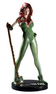Cover Girls of the DCU Poison Ivy Statue