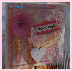 PasjaBelki: Kartka urodzinowa dla M:)