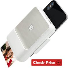 7+ Best Portable Printer For iPhone 2021 | Ultimate Guide & Reviews Best Portable Printer, Hp Sprocket, Best Printers, Fujifilm Instax, Smartphone, Usb, Iphone