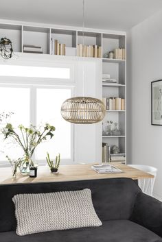 Small space, nicely decorated: 5 inspiration tips - Chore - Small space, nicely decorated: inspiration for a good layout – KARWEI - Living Room Interior, House Interior Decor, Living Room Style Board, Interior Styling Living Room, Interior, Inside A House, Home N Decor, Home Decor, Contemporary Garden Rooms