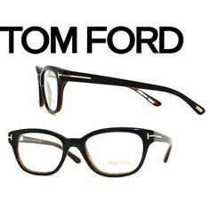 ☆今だけお得セール☆【TOM FORD】5207 ブラック 眼鏡フレーム