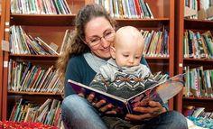 Projeto na Lagoa da Conceição, em Florianópolis, incenti [...] Veja mais em: http://www.ndonline.com.br/florianopolis/noticias/182655-projeto-incentiva-o-gosto-pela-leitura-em-bebes.html.