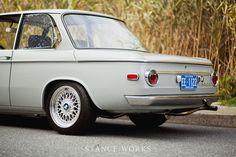Dream Come True – Bruce Carr's Bristol Gray 1969 BMW 2002