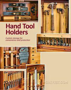 2141-DIY Hand Tool Holder