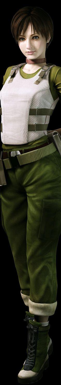 Rebecca Chambers - Resident Evil