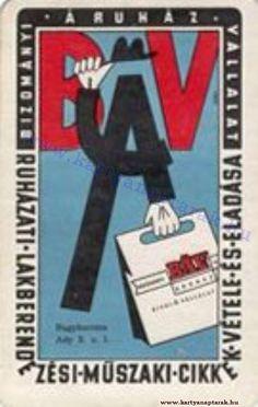 1962 - 1962_0094 - Régi magyar kártyanaptárak
