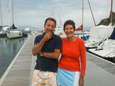 Gino and Annamaria