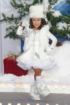 Outfit of Choice - Chrystal Bells Pageant Wear