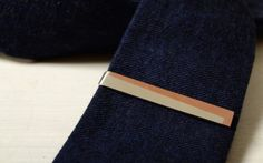 Joinery Handmade Tie Bars | Suitored