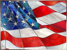 stained+glass+patriotic+patterns | Conventional Illustration, 3-D Illustration and Photo-Manipulation at ...