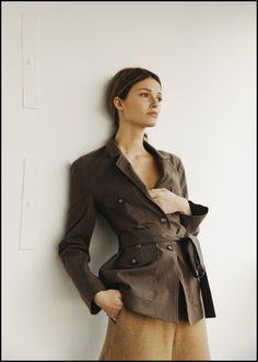 Sunad AW17 Sonora jacket by Rosa Copado